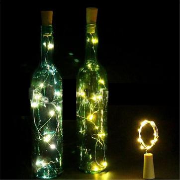 palack Parafa lámpa